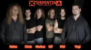 Terpentin Bandfoto